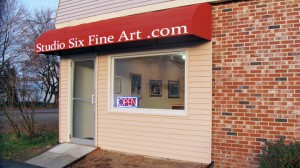 Studio Six Fine Art exterior